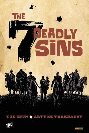 The seven deadly sins  TPB Hardcover (cartonnée)