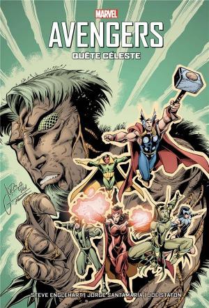 Avengers - Celestial Quest  TPB Hardcover (cartonnée) - Best of Marvel