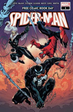 Free Comic Book Day 2020 - Spider-Man / Venom # 1 Issues
