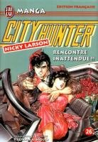 City Hunter - Nicky Larson T.26