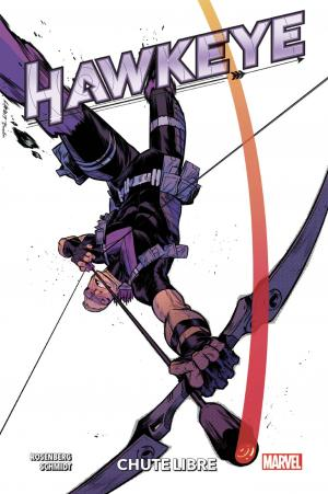 Hawkeye - Chute libre édition TPB Hardcover (cartonnée) - 100% Marvel
