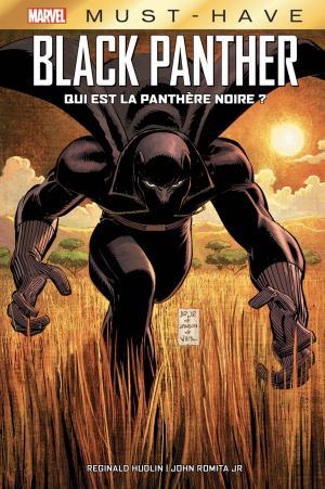 Panthère Noire - Qui est la panthère noire ? édition TPB Hardcover (cartonnée) - Must Have