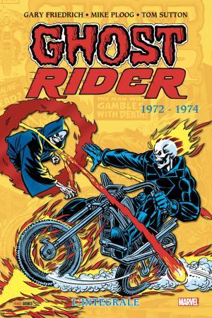 Ghost Rider édition TPB hardcover (cartonnée) - Intégrale