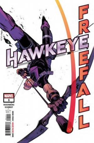 Hawkeye - Chute libre édition Issues (2020)