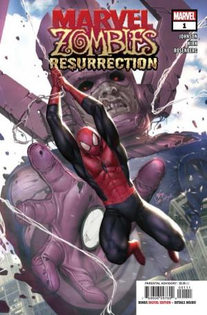 Marvel Zombies - Resurrection # 1 Issues V2 (2020)
