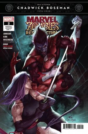 Marvel Zombies - Resurrection # 2 Issues V2 (2020)