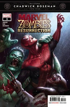 Marvel Zombies - Resurrection # 3 Issues V2 (2020)