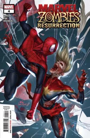 Marvel Zombies - Resurrection # 4 Issues V2 (2020)