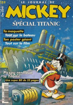 Le journal de Mickey édition Simple