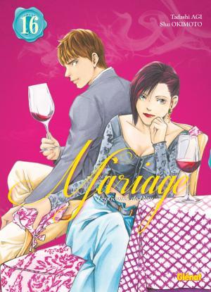 Les gouttes de dieu - Mariage 16 Manga