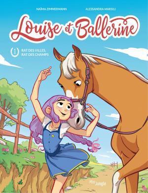 Louise et Ballerine T.1