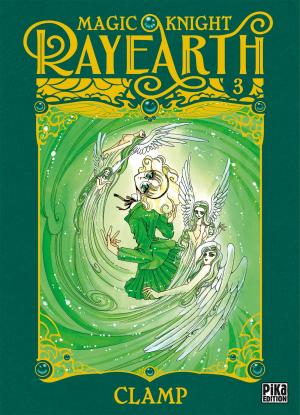 Magic Knight Rayearth 3 réédition