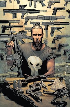 Punisher Max édition TPB Hardcover (cartonnée) - Omnibus