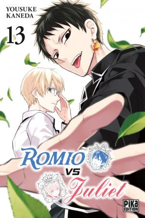 Romio vs Juliet 13 simple