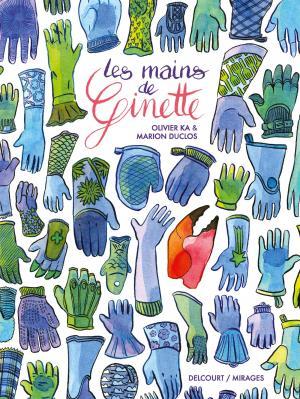Les mains de Ginette  simple