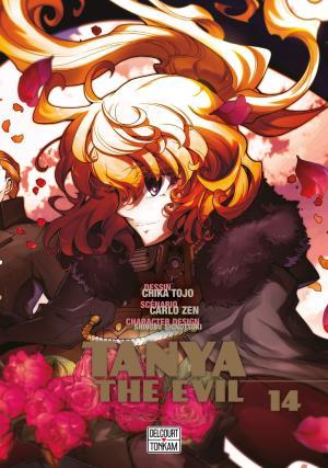 Tanya The Evil 14 Manga