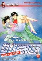 City Hunter - Nicky Larson T.22