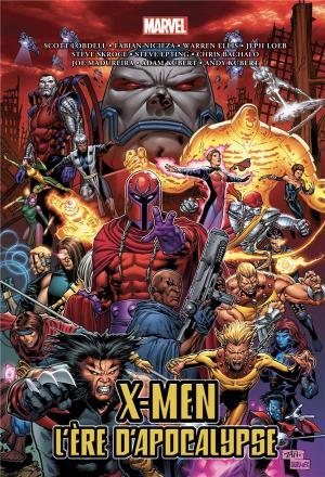 X-Men Alpha # 1 TPB Hardcover - Marvel Omnibus