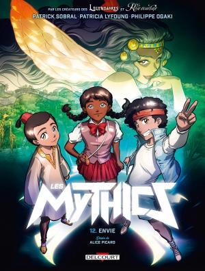 Les Mythics 12 simple