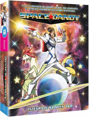 Space Dandy édition simple