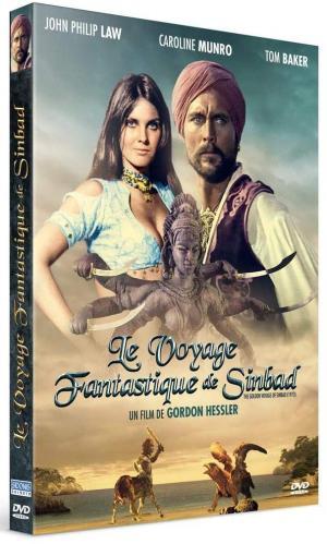 Le Voyage fantastique de Sinbad édition simple