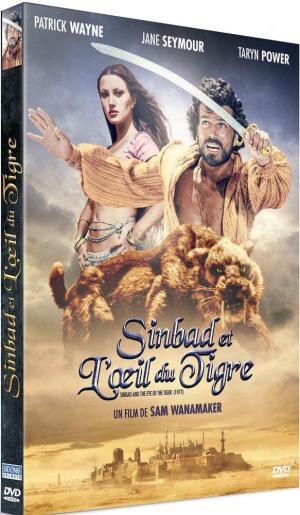 Sinbad et l'Œil du tigre édition simple