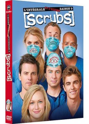 Scrubs 9 - L'intégrale et ultime saison 9