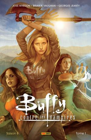 Buffy Contre les Vampires - Saison 8 1 TPB Hardcover - Intégrales