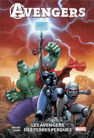 Avengers - Les avengers des terres perdues  TPB Hardcover (cartonnée) - 100% Marvel