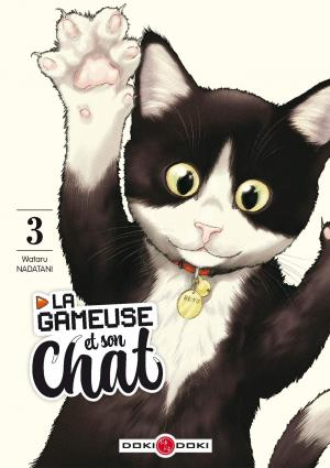 La Gameuse et son Chat 3 simple