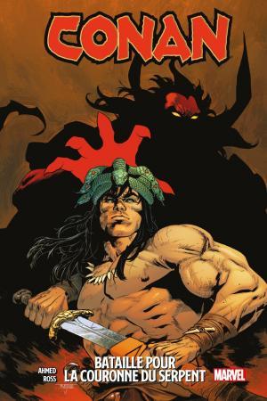 Conan - Bataille pour la Couronne du Serpent  TPB Hardcover (cartonnée)