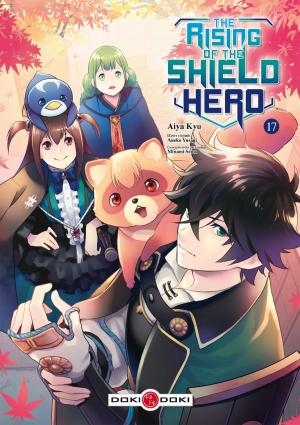 The Rising of the Shield Hero 17 Simple