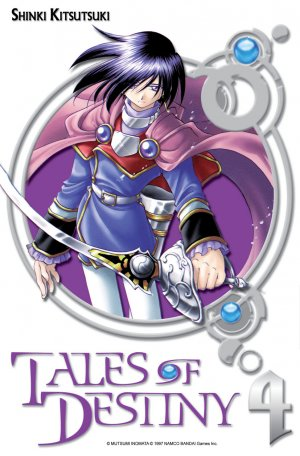Tales of Destiny T.4