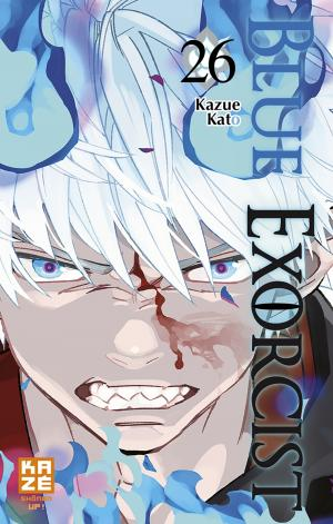 Blue Exorcist 26 simple