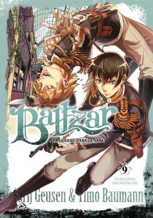 Baltzar : la guerre dans le sang 9 simple