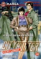 City Hunter - Nicky Larson T.20