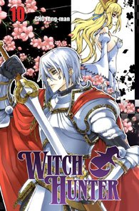 couverture, jaquette Witch Hunter 10  (Ki-oon) Manhwa