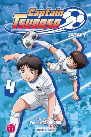 Captain Tsubasa 4 Saison 1
