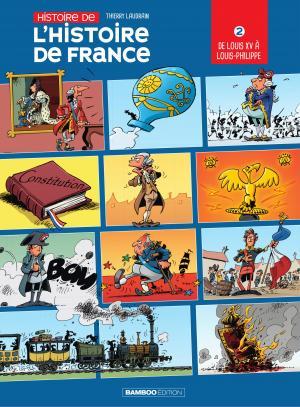 Histoire de l'Histoire de France T.2