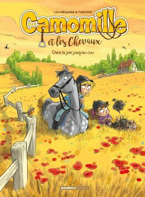 Camomille et les chevaux 9 simple