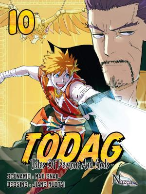 TODAG - Tales of demons and gods  10 simple