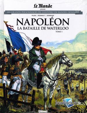 Les grands personnages de l'histoire en bandes dessinées 55 - Napoléon tome 1