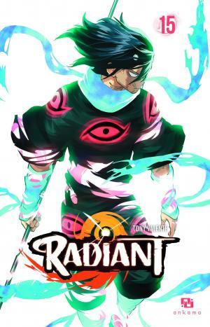 couverture, jaquette Radiant 15  (Ankama Manga) Global manga