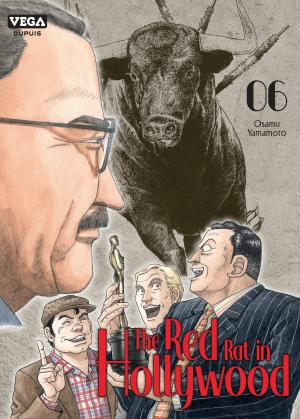 couverture, jaquette The Red Rat in Hollywood 6  (Vega)