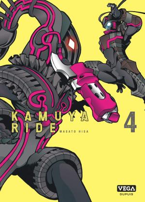 Kamuya ride 4 Manga