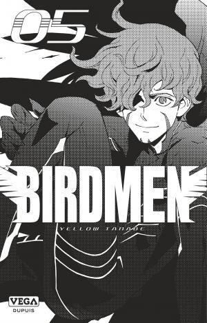Birdmen 5 simple