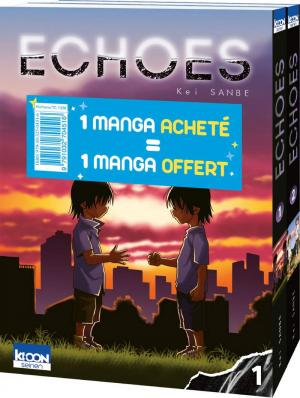 Echoes édition Pack découverte