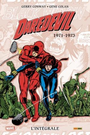 Daredevil 1971.2 TPB Hardcover - L'Intégrale