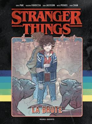 Stranger things édition TPB Hardcover (cartonnée) - Run Greg Pak