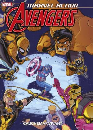 Marvel Action : Avengers  4 TPB hardcover (cartonnée)